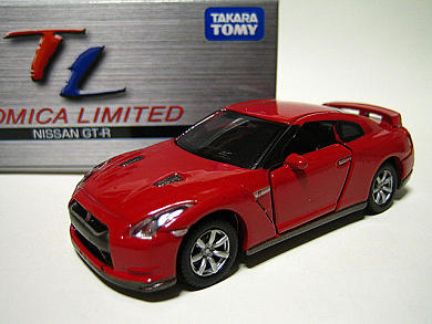 TL0099 NISSAN GT-R コレクション④